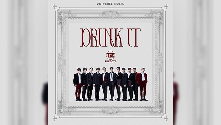 Album - UNIVERSE MUSIC <br> Title - 'Drink It' <br> <a href=
