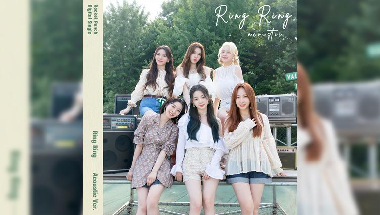 Album - Digital Single<br> Title - 'Ring Ring (Acoustic Ver.)'<Br> <a href=