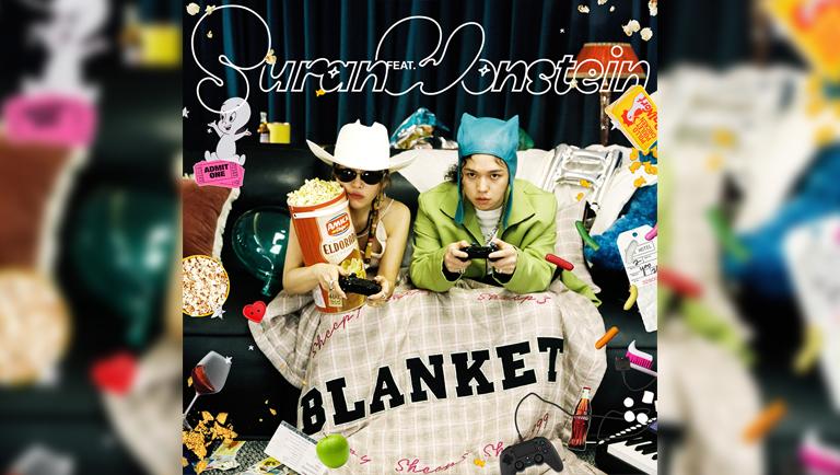 Album - Digital Single<br> Title - 'Blanket (feat.Wonstein)'<br> <a href=