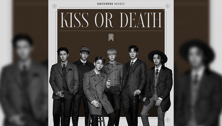 Album - UNIVERSE MUSIC<br> Title - 'KISS OR DEATH'<br> <a href=