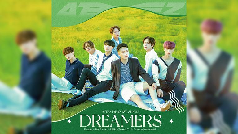 Album - Japan 1st Single Album<br> Title - 'Dreamers'<br> <a href=