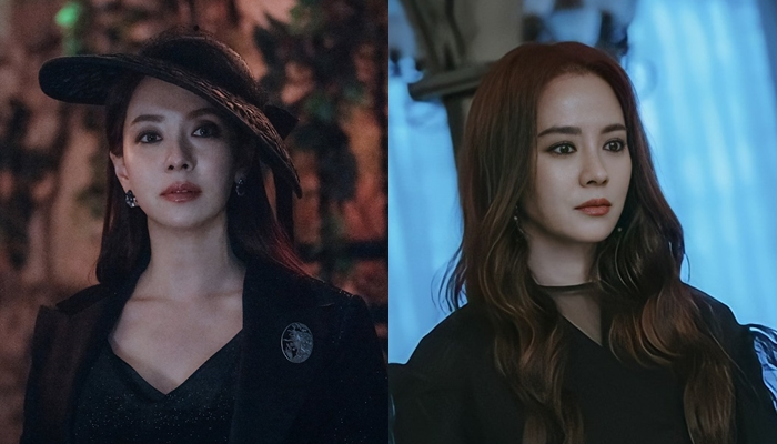 """5 Eye-Catching Points Of Song JiHyo Witch's Look From """"The Witch's Diner"""""""