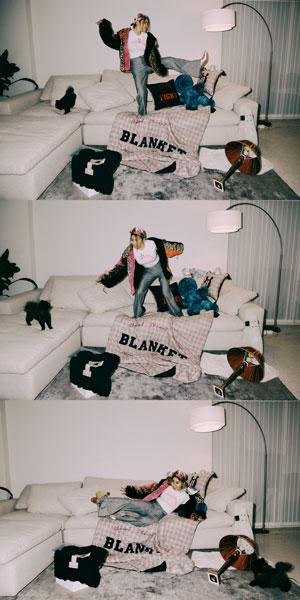 SURAN Releases Cozy Pop Single, 'BLANKET' Featuring Wonstein