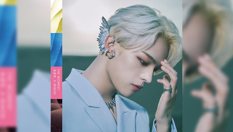 Solo Debut<br> Album - 1st Debut Album