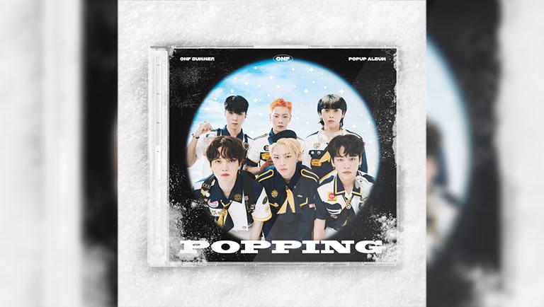 Album - Summer Popup Album