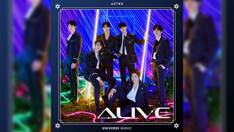Album - UNIVERSE MUSIC Part 10<br> Title - 'ALIVE'<br> <a href=