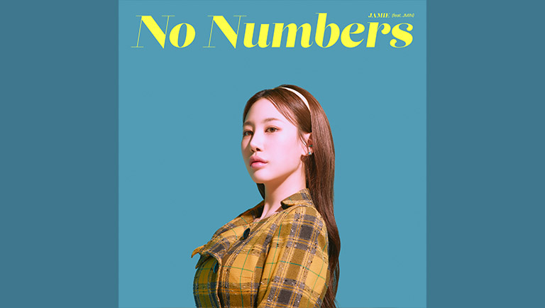 Title - 'No Numbers (English Ver.)'<br> <a href=