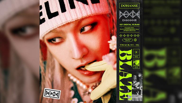 Solo Debut<Br> Album - 1st Digital Album