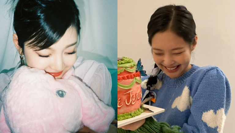 Idol Look-A-Like: BLACKPINK's Jennie And aespa's Ningning