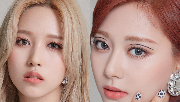10 Female K-Pop Idols Who Have Rocked The Floating Eyeliner Trend