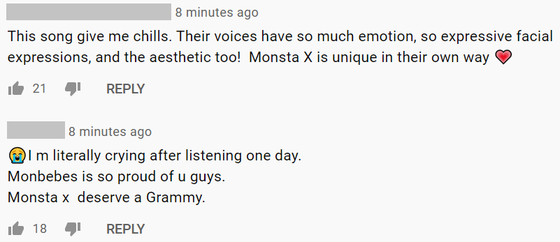 MONBEBE Are Overwhelmed With Emotions After The Release Of MONSTA X's New Single 'One Day'
