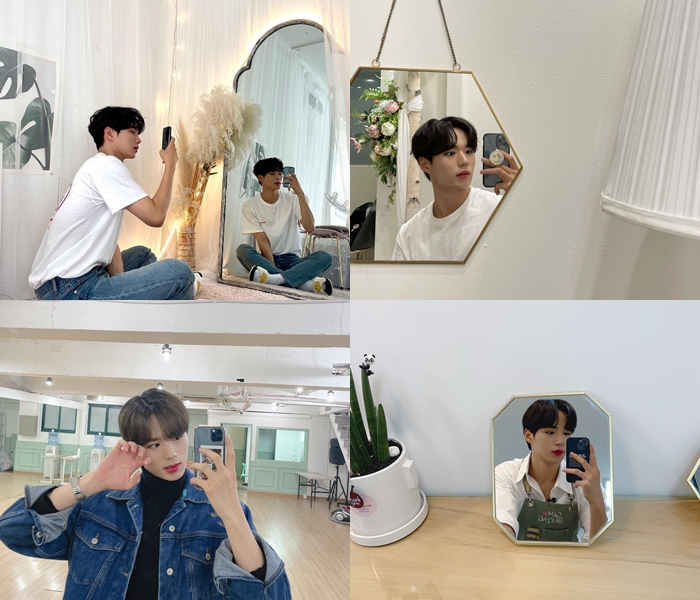 WEi's Kim JunSeo Boyfriend Material Pictures