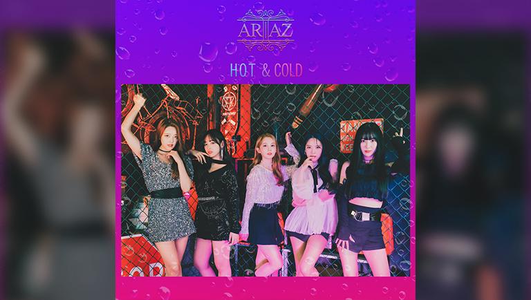 Album - 3rd Single Album (Remake) <br> Title - 'Hot & Cold'<Br> <a href=