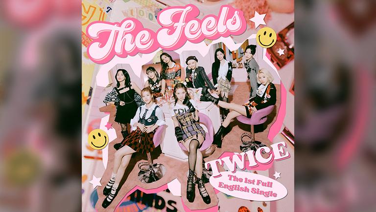 Album - 1ST Full English Single<Br> Title - 'The Feels'<br> <a href=