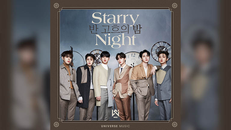 Album - UNIVERSE MUSIC<Br> Title - 'Starry Night (prod. dress)'<br> <a href=