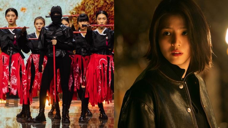 """Kru """"Street Woman Fighter"""" PROWDMON Menampilkan Tarian Terinspirasi """"My Name"""" yang Mempesona Untuk Netflix Korea"""