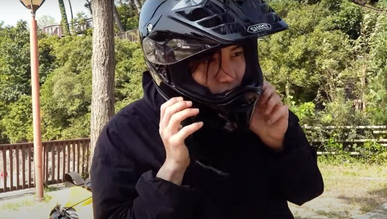 Ji ChangWook Tampak Luar Biasa Saat Dia Bersepeda Dan Menghabiskan Hari Yang Malas Di Hutan