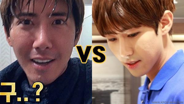 9 Korean Male Idols Without Eyeliner